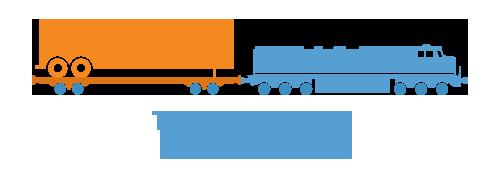 tofc - trailer on flatcar