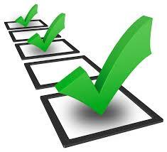 LSP checklist