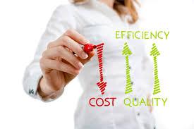 improve efficiency cut cost