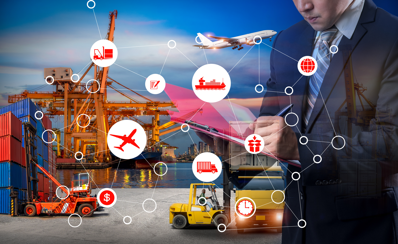 Transportation Management System (TMS )