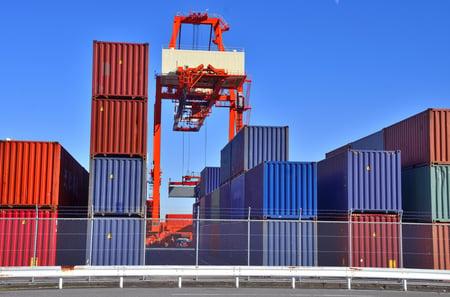 Intermodal Drop Container Program
