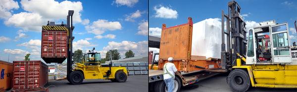 transloading freight