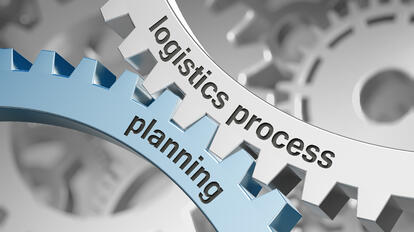 Logistics process and planning