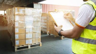 Inbound Freight Inspection