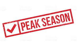 intermodal peak season