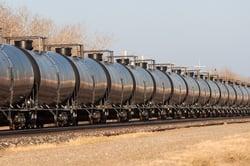 Tanker Rail Equipment