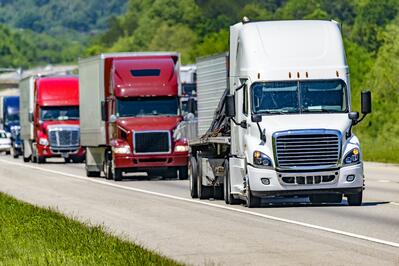 TMS managing freight capacity