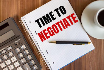 best time for freight price negotiations
