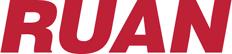 ruan logistics logo