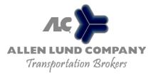 allen lund company freight broker