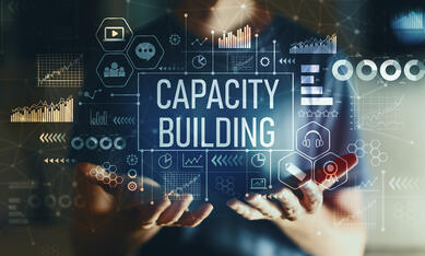 TMS builds capacity