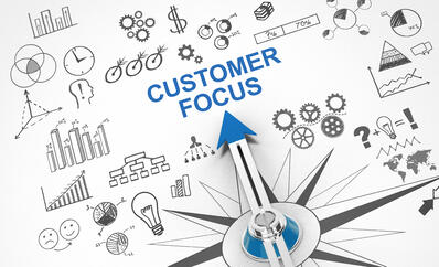 customer focus because of a 3pl