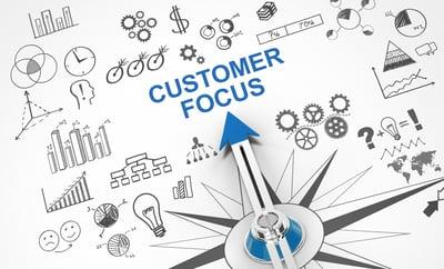 customer focus logistics & supply chain