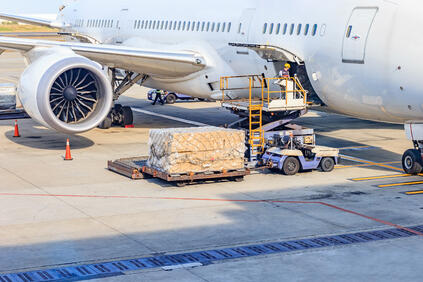 expedited air freight