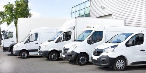expedited trucking equipment