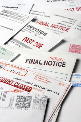 financial stress of a freight brokerage
