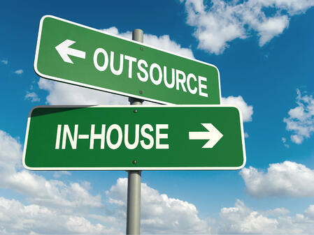 insource or outsource freight & logistics