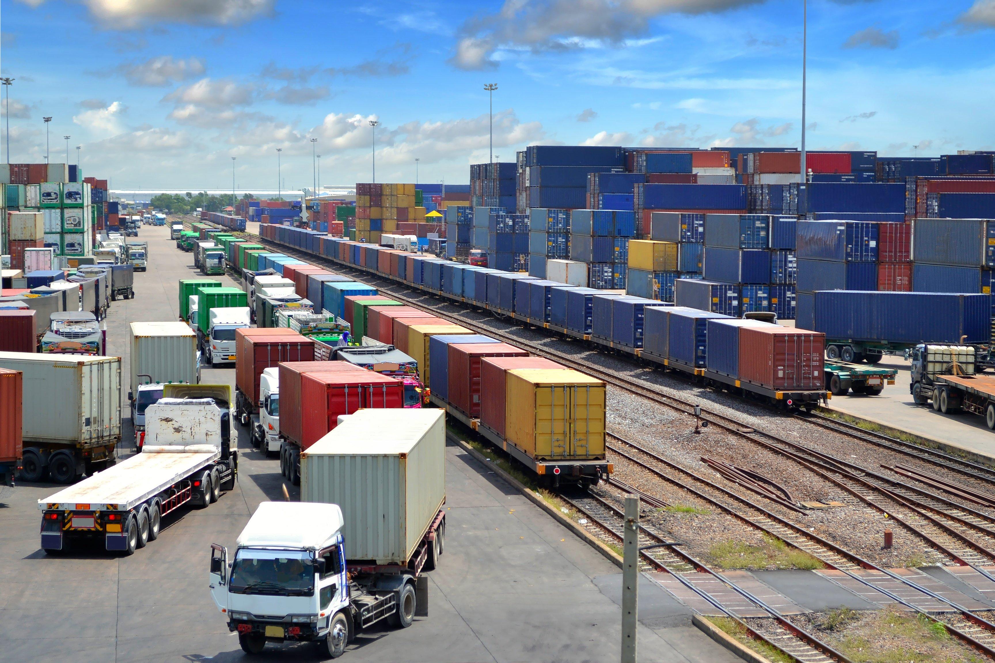 intermodal truckload