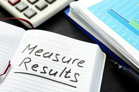 measure logistics results