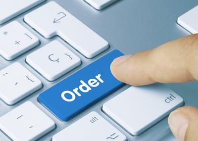rail car order