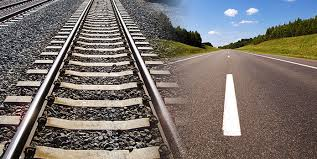 road and rail