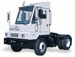 spotting truck intermodal