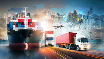 international supply chain and logistics