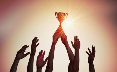 Intek receives another team award