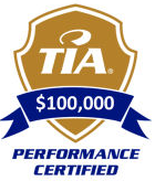 TIA $100,000 Performance Bond
