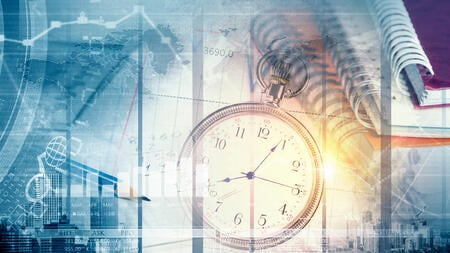 time in freight audit and pay business