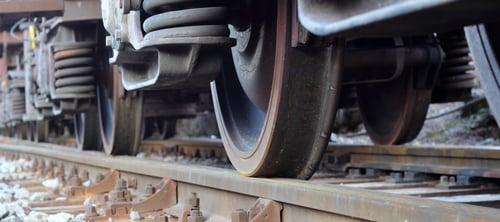 intermodal train tracks