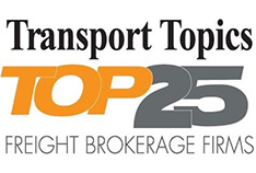 Transort Topics Top 25 Freight Broker