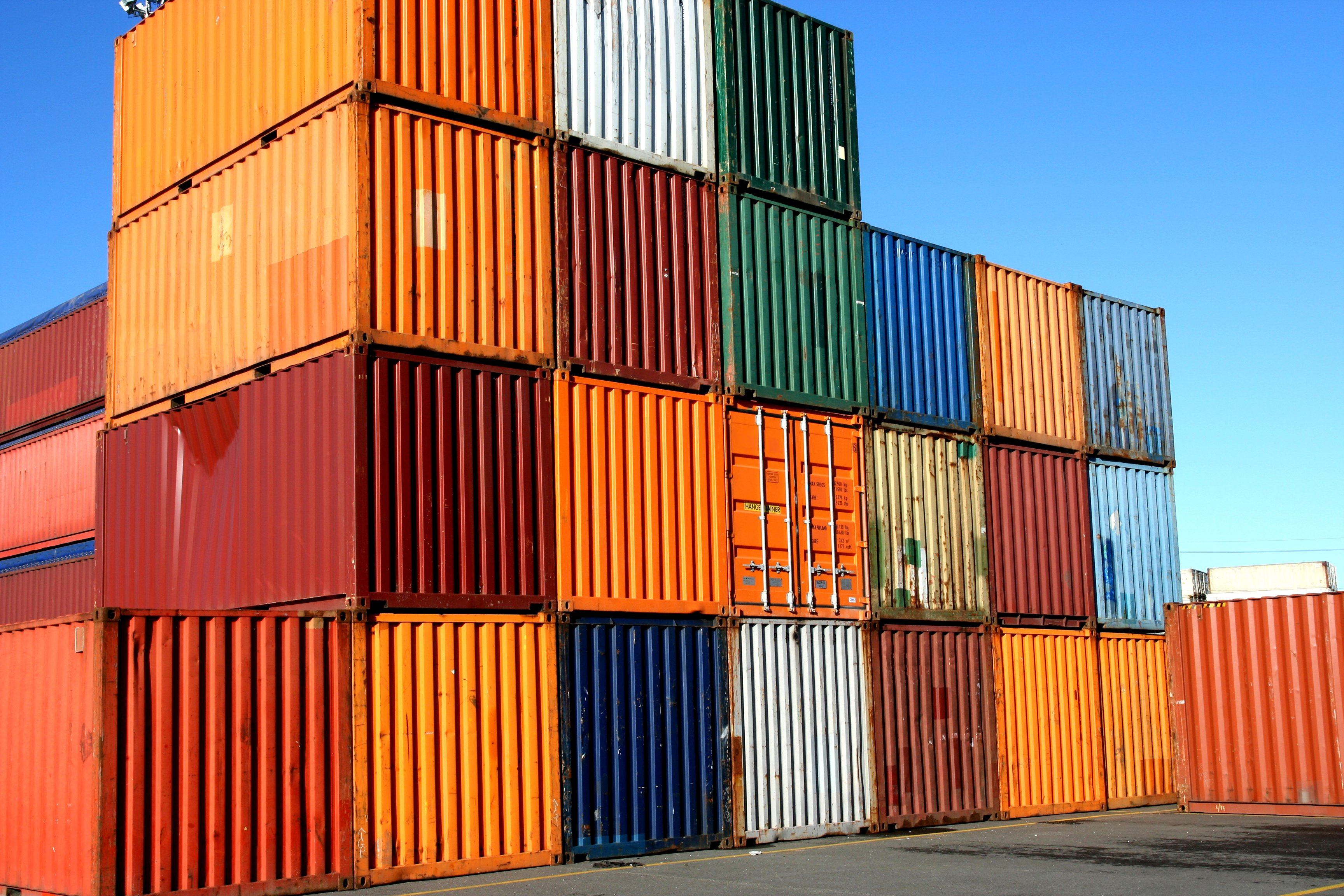 ISO Container Definition and Facts in 100 Words