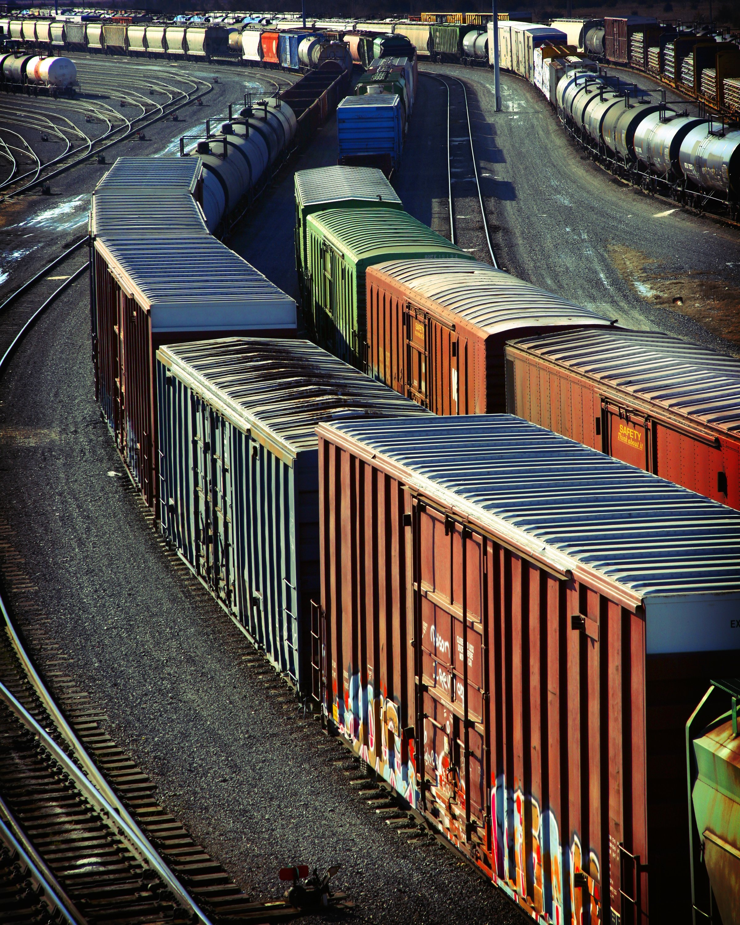 Rail Freight Logistics Services: What to Know & How-to Get Most Value